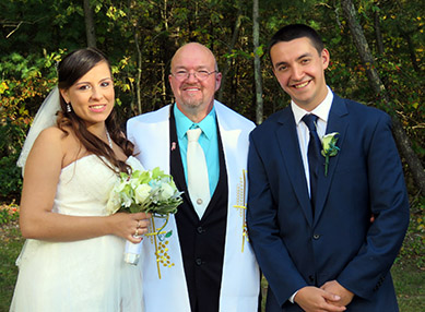 Brandon gauthier wedding